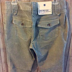 Gap (Stretch) Corduroy Pants